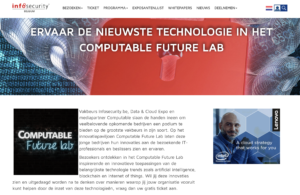 Infosecurity: Computable Future Lab 18 & 19 maart 2020